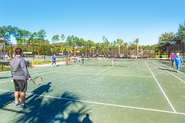 Tennis Club at Amelia National
