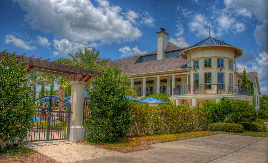the Clubhouse at Amelia National Golf and Country Club