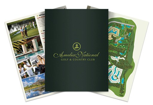 Amelia National Golf and Country Club Brochure