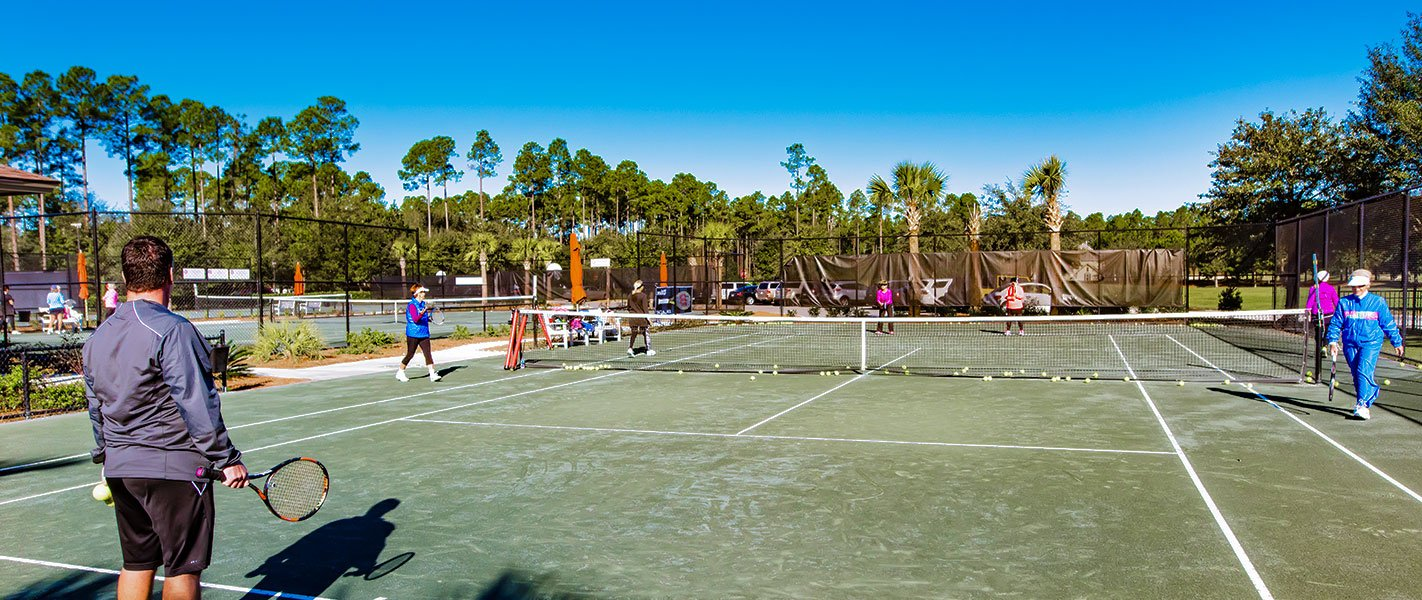8 clay har-tru tennis courts at amelia national
