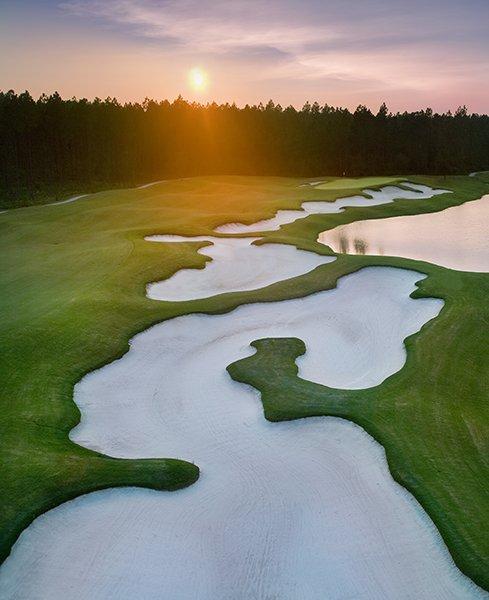 Tom Fazio golf course at Amelia National Golf and Country Club