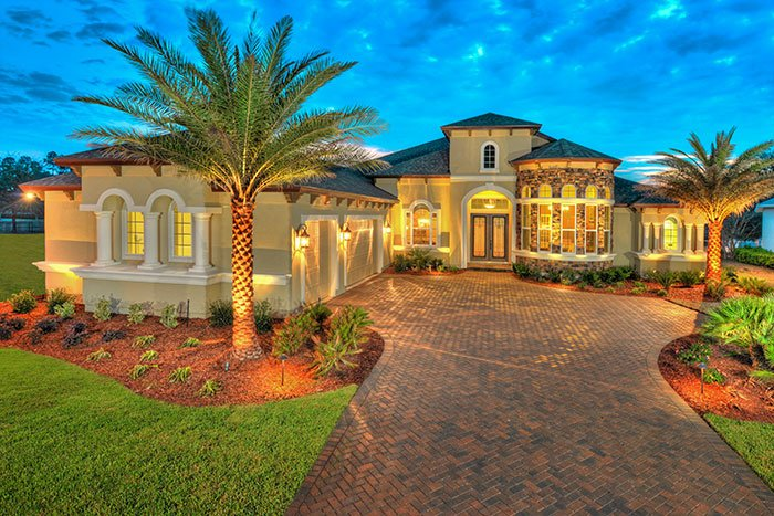 New Custom Homes in Fernandina Beach Florida