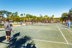 Tennis at Amelia National