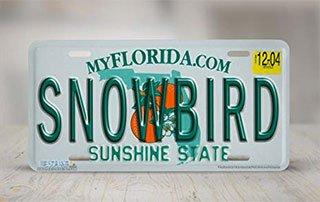 Florida Snowbirds