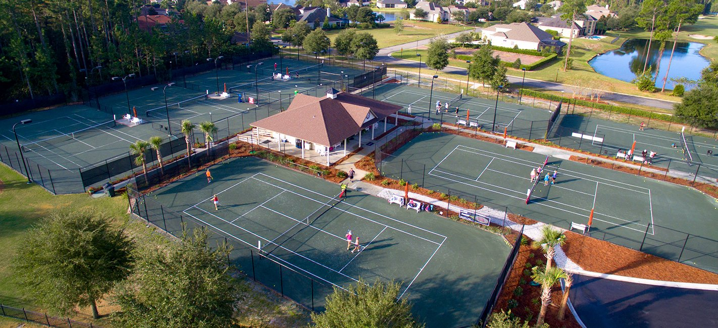 Amelia National Tennis Center