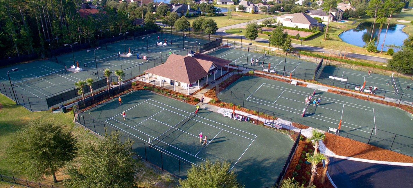 Amelia National Tennis Center