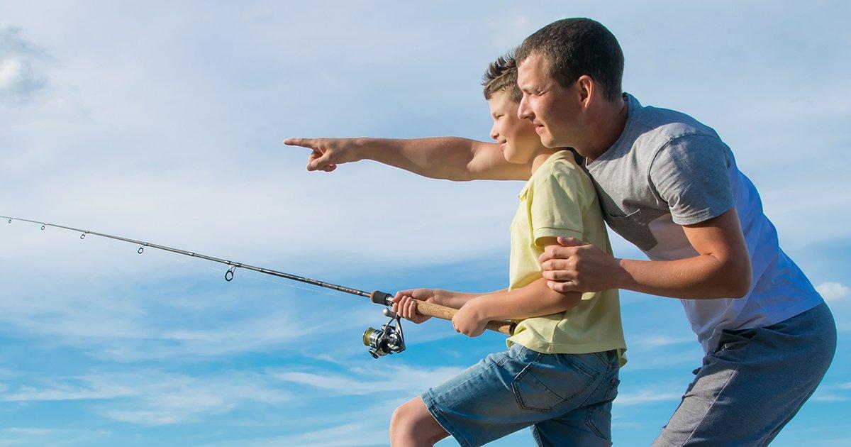 Amelia National Anglers: Go Fish the George Crady Bridge - fishing