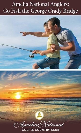 Amelia National Anglers: Go Fish the George Crady Bridge