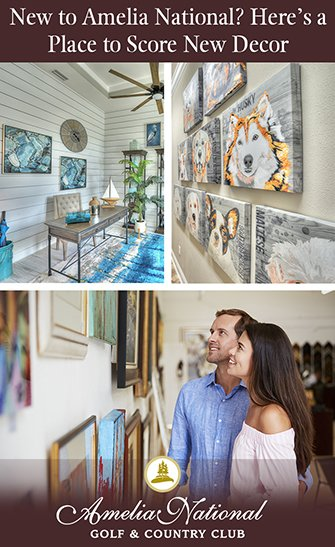 New to Amelia National? Here's a Place to Score New Decor Artrageous Artwalk
