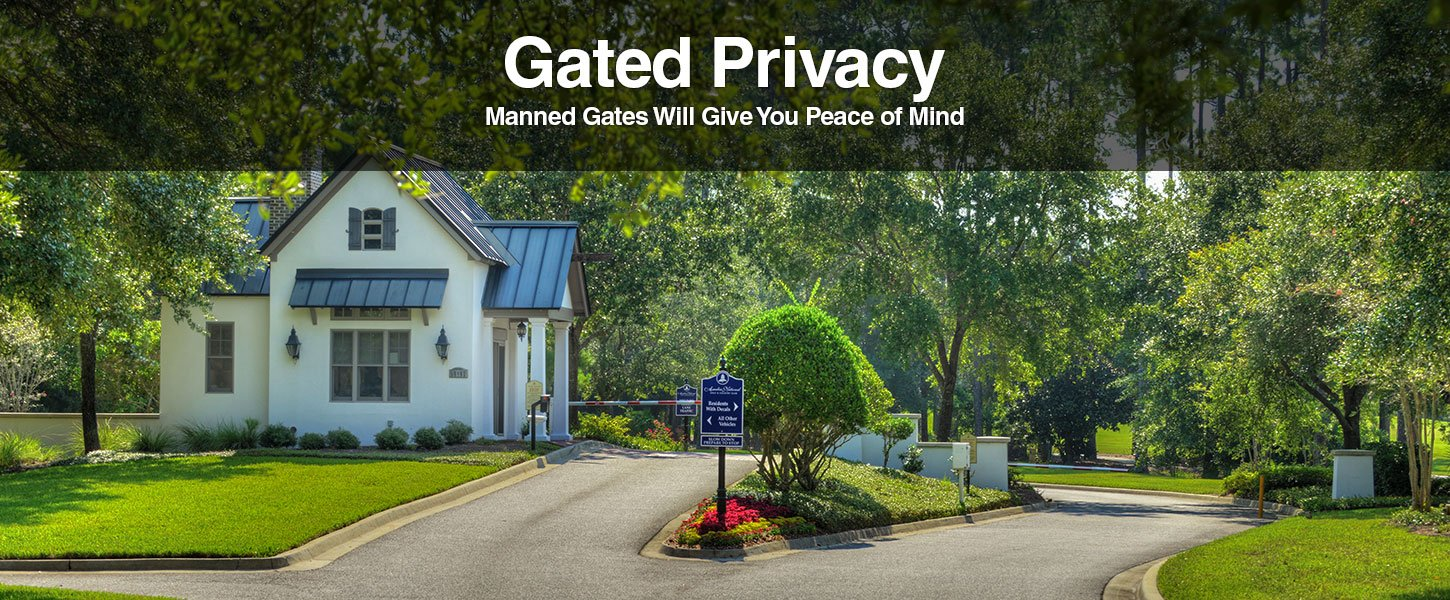 Gated Privacy Community