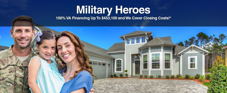 Military Heros VA Loans