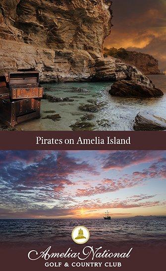 Pirates on Amelia Island