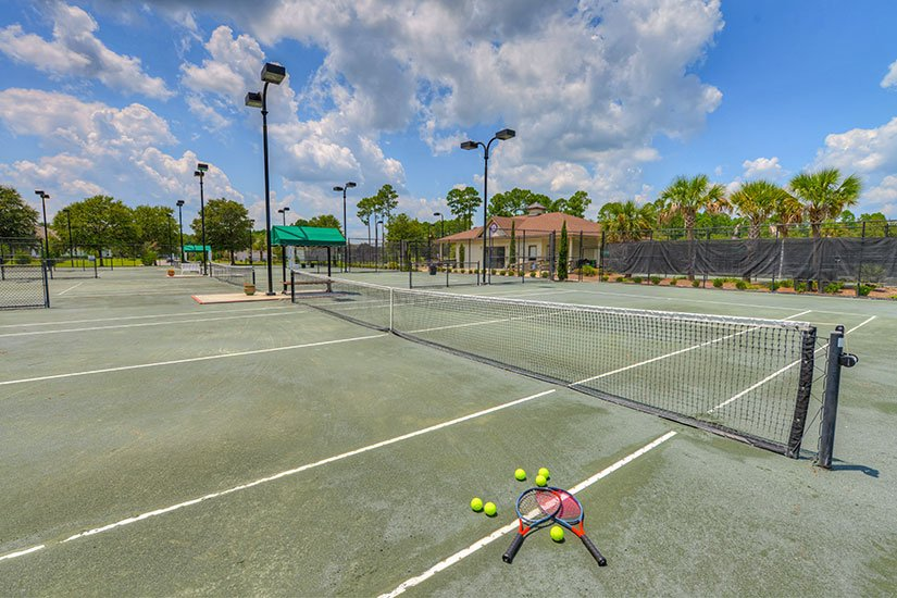 Tennis Club at Amelia National