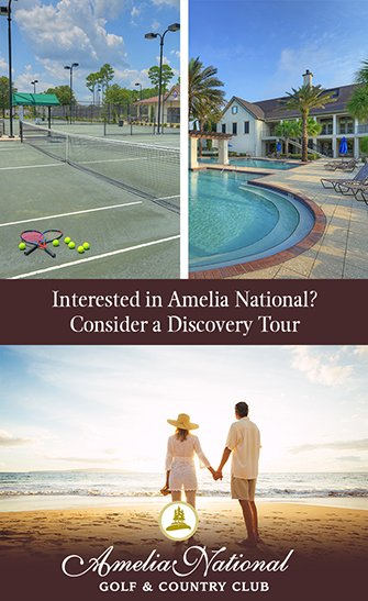Interested in Amelia National? Consider a Discovery Tour