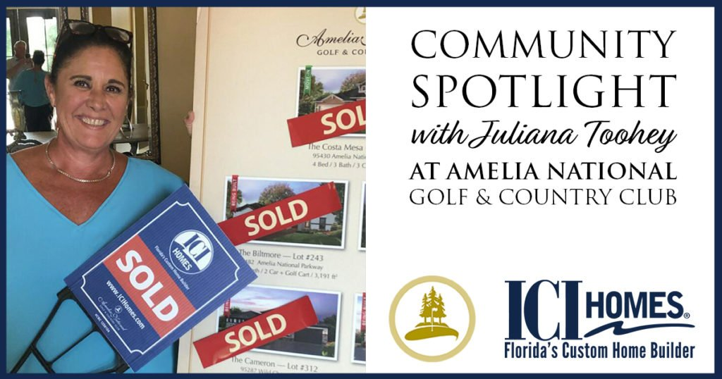 Community Spotlight with Juliana Toohey at Amelia National Golf & Country Club