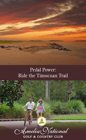 Pedal Power: Ride the Timucuan Trail