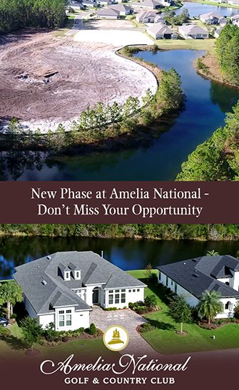 New Phase at Amelia National - Don't Miss Your Opportunity